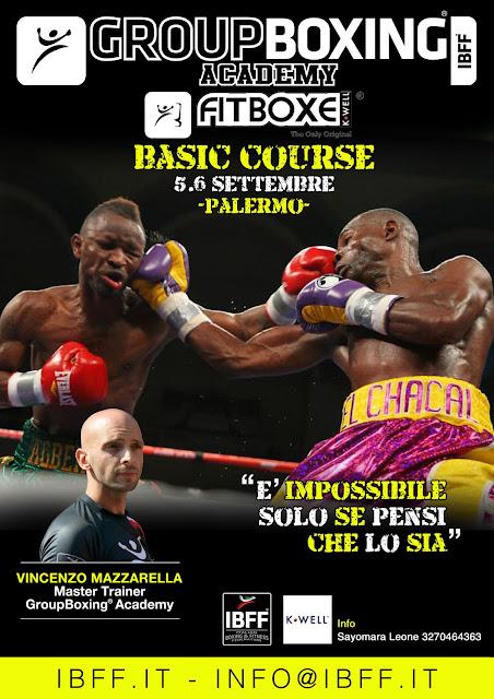 GB® FitBoxe® Basic- Sicilia,  5.6 Settembre- Sicilia- Palermo