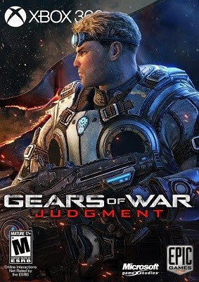 Gears Of War Game PS3