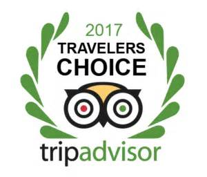 TRAVELERS`CHOICE 2017