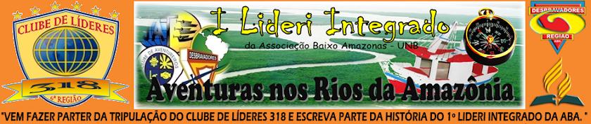 CLUBE DE LÍDERES 318