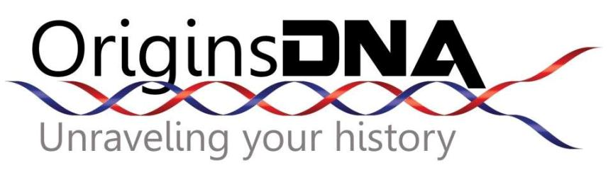 OriginsDNA - Genetic Genealogy
