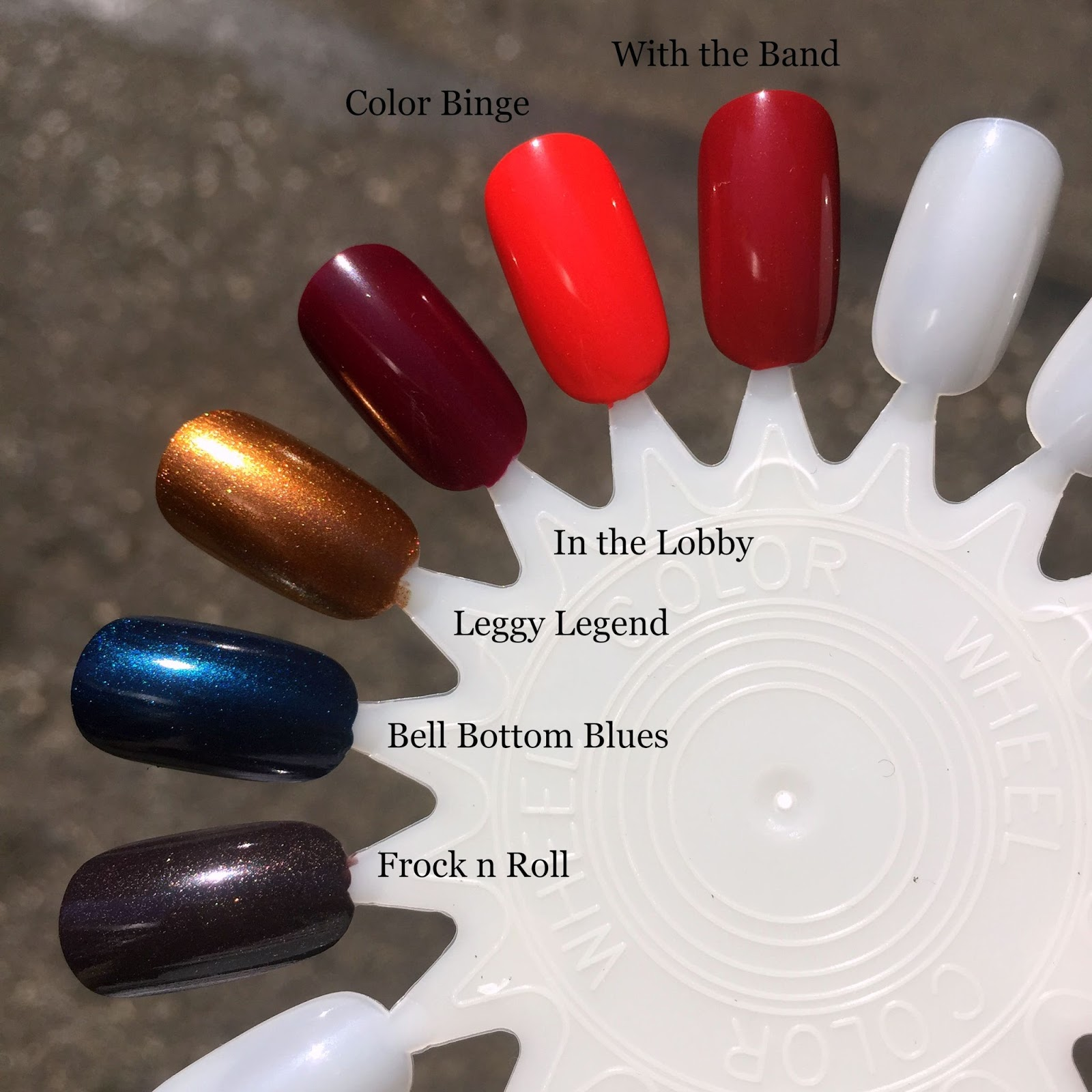 A Little Bit etc.: Essie Fall 2015 Collection with Swatches