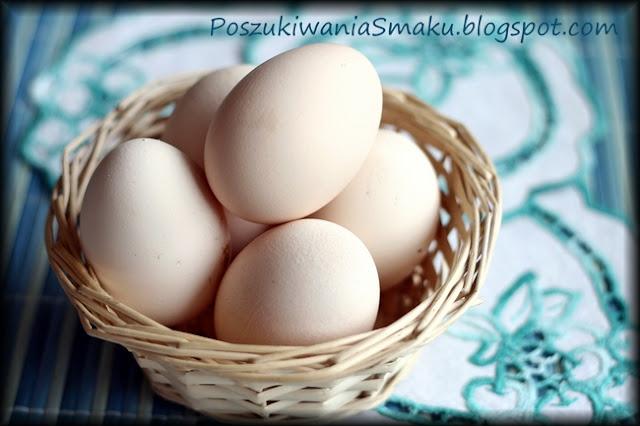 gotowanie jajek na twardo, jajka na twardo