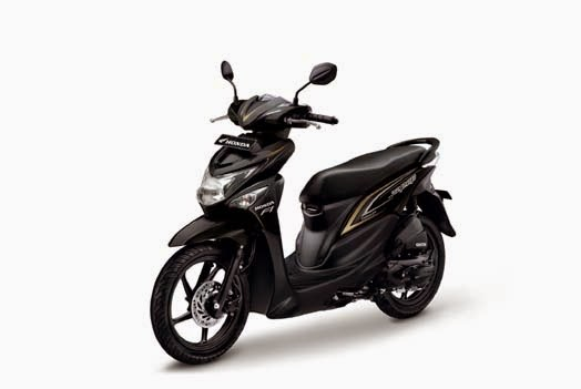 All New Honda BeAT POP eSP CBS ISS