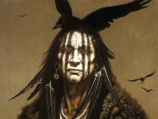Native American War Paint Meanings http://copycateffect.blogspot.com/2012/09/loneranger.html