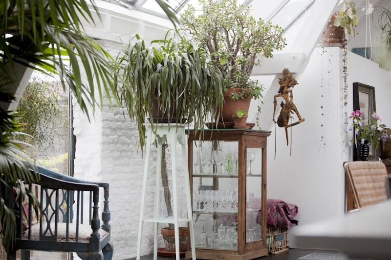 Atelier rue verte le blog un loft atelier vert for Atelier maison verte
