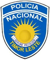 East Timor Police coat of arms image