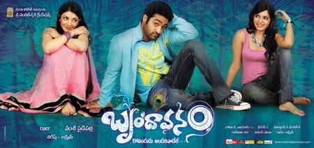 Brindavanam (2010) Brindavanam+poster