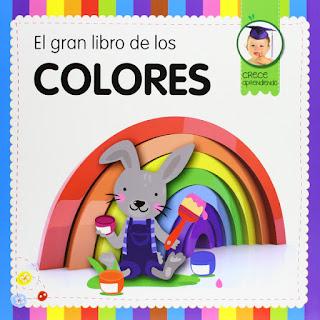 libros infantiles; libro tapas duras; imaginarium; colores
