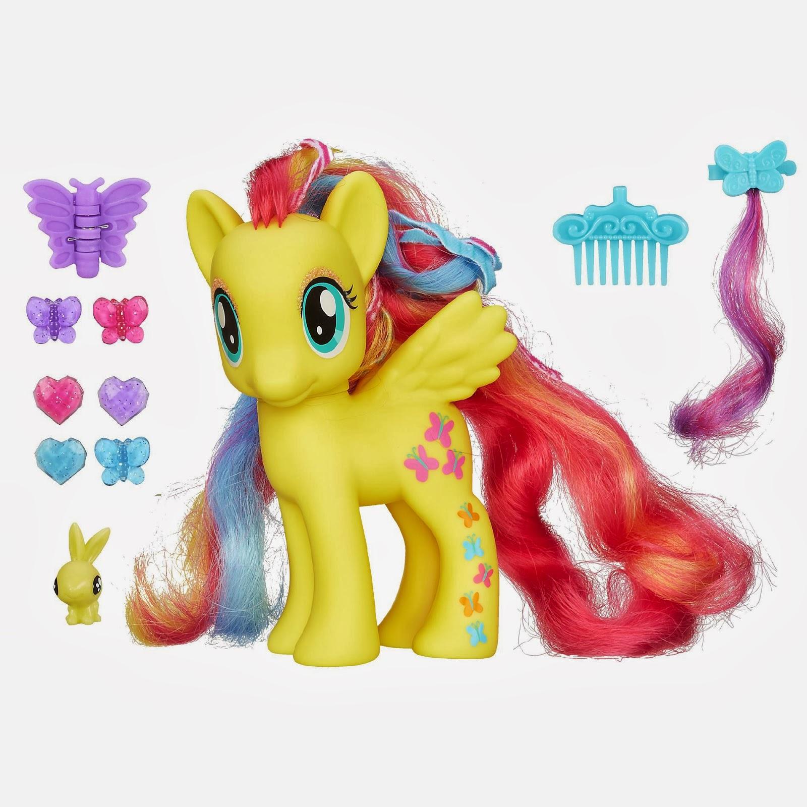 Idle Hands Toy Fair 2014 Hasbro My Little Pony Rainbow Power Rainbow Rocks More