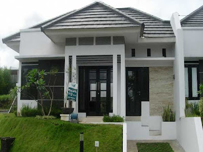 model rumah type 45