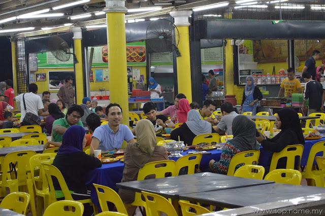 Restoran Muara Sg. Duyung, Melaka