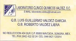 Laboratorio Clínico Valdez
