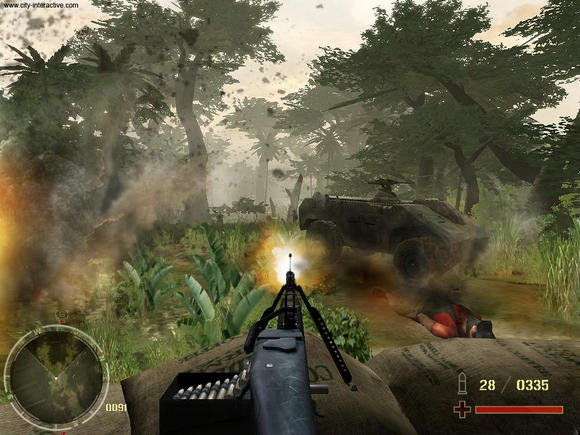 Terrorist Takedown War In Colombia PC Game Screenshot 3 Terrorist Takedown War In Colombia TeamMJY