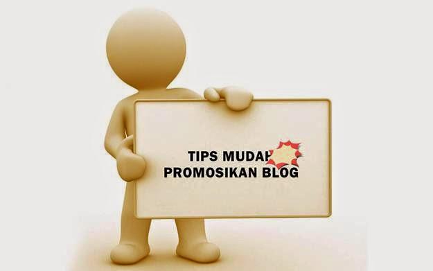 Promosikan Blog