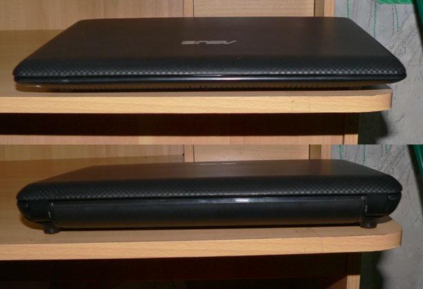 Fathuna Laptop Netbook Second ASUS EeePC 1001 Mulus Segel