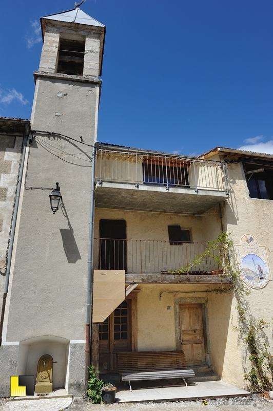 église et ancienne boutique de valdrome photo pascal blachier