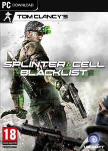 baixar Splinter Cell: Blacklist download torrent pc iso