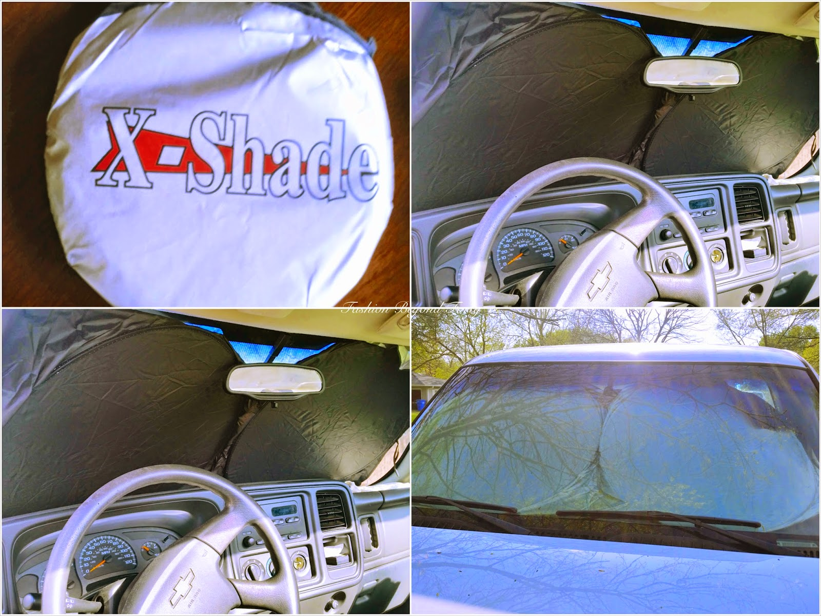 X-Shade Car Windsheild Sunshade Review