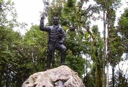 HMI Darjeeling not to shift Tenzing Norgay Sherpa's statue