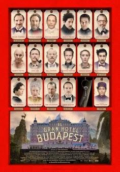 ver El gran hotel Budapest (The Grand Budapest Hotel) 2014