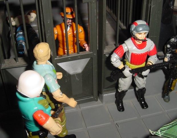 1987 Sneek Peek, Law, Chuckles, Street Fighter Movie Balrog, 2002 Headman