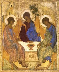 Prea Sfântă Treime miluiește-ne pe noi!