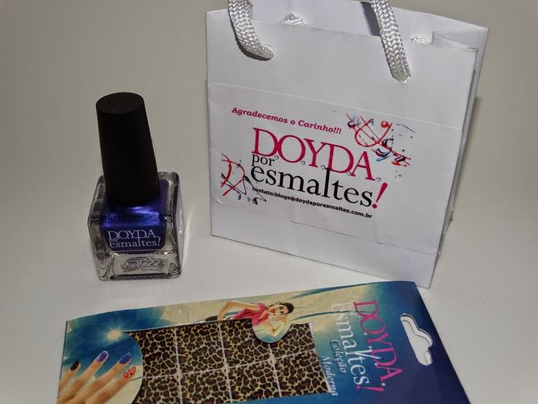 Beauty Fair 2014: Doyda por Esmaltes