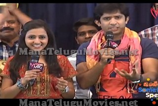 Ravi & Lasya – Intinta Something Special Funny Program