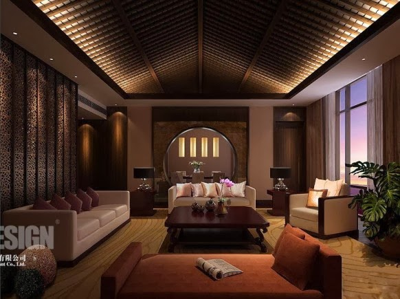 Chinese Interior Modern Asian Bedroom Design Ideas