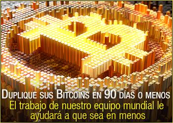 Trabaja con Bitcoin