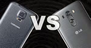 LG G4 vs Samsung Galaxy S6 Edge, mana yang lebih bagus? hp android murah bagus