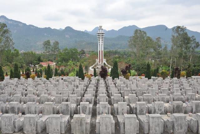 Kết quả hình ảnh cho nghĩa trang vị xuyên