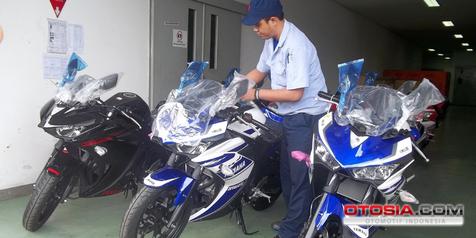 Yamaha R25 Buatan Indonesia Kelak Diekspor ke 30 Negara