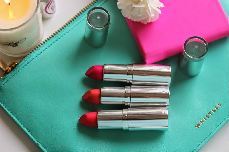 The Body Shop Colour Crush Shine Lipsticks