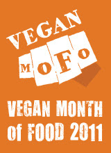 Vegan MoFo 2012