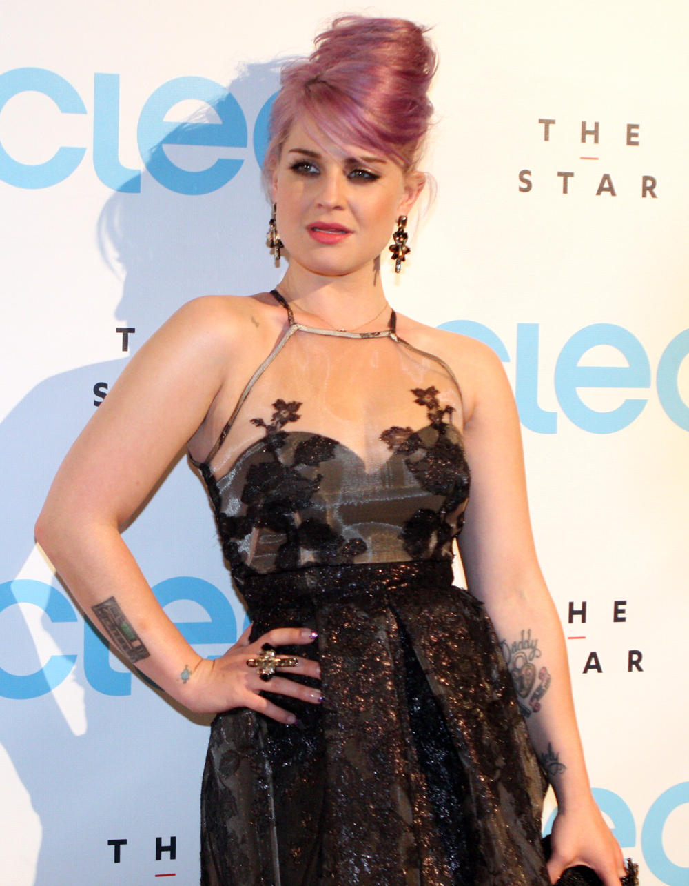 Kelly Osbourne has lost weight because of drugs 10/20/2009 56