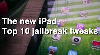أفضل 10 ادوات من السيديا للايباد الجديد The new iPad