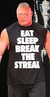 Paul Heyman The Beast Conqueror Undertaker Streak F5