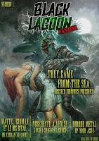 BLACK LAGOON Fanzine