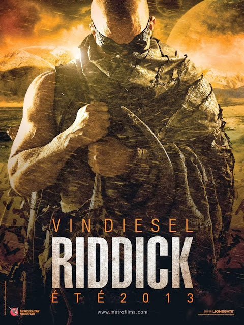 Riddick El Amo De La Oscuridad [2013] [DvdRip] [Español Latino] [LB-UL]