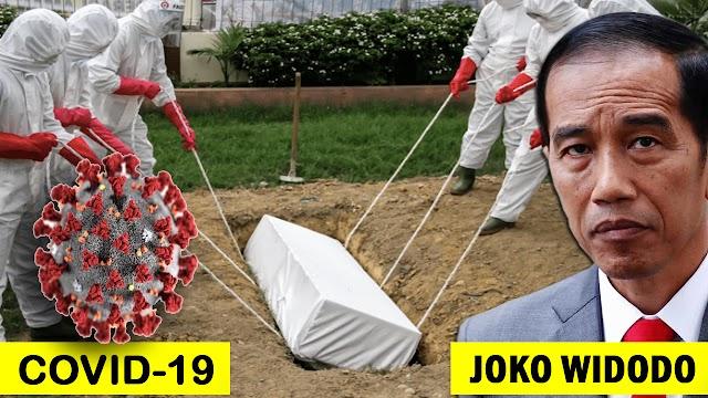 Media Asing Cium Kejanggalan Angka Kematian Covid-19 Indonesia Versi Data Pemerintah Jokowi | LihatSaja.Com