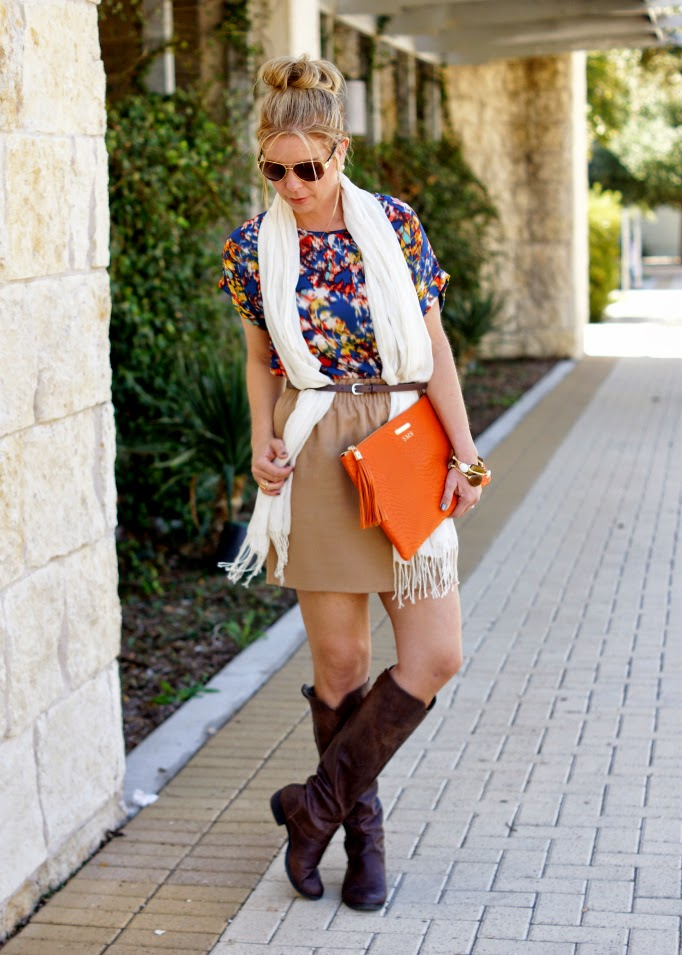 Dressing for warm weather in the fall style ideas