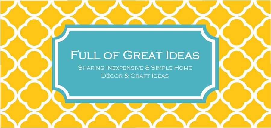 Full of Great Ideas