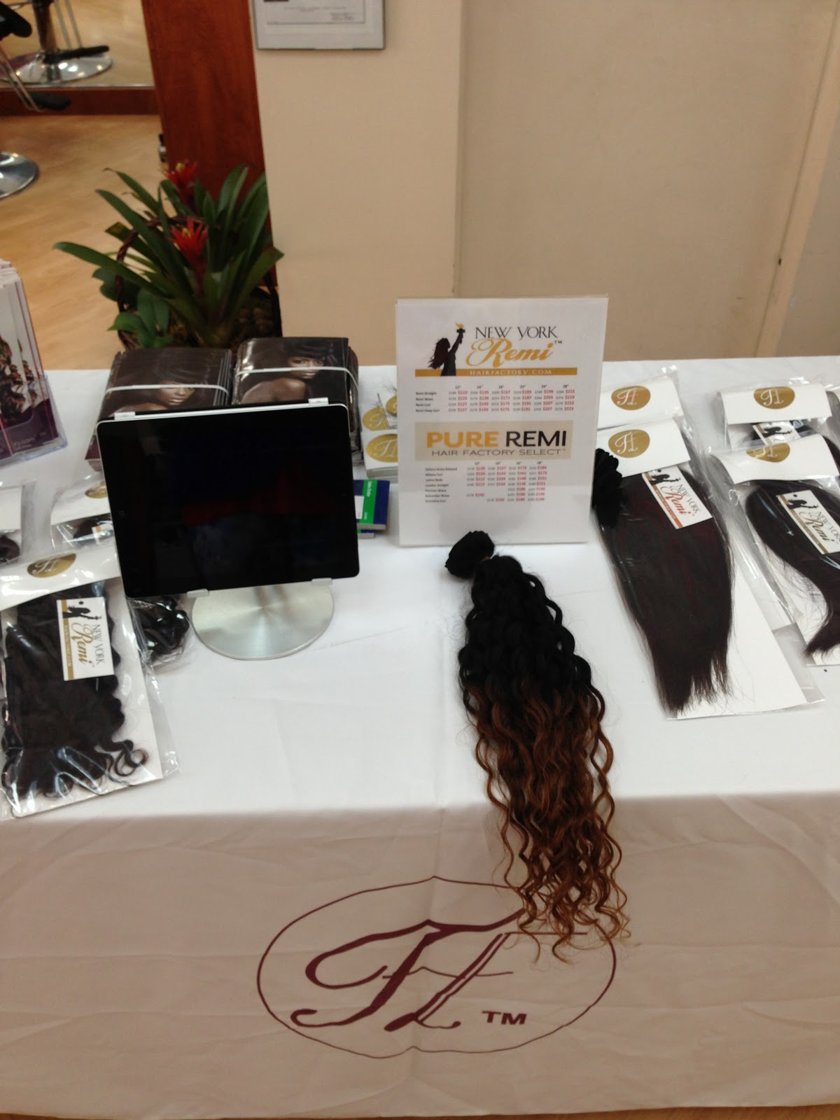 Fab Finds in a Beat!: Fab EVENT with the Hair Factory PopUp Shop!