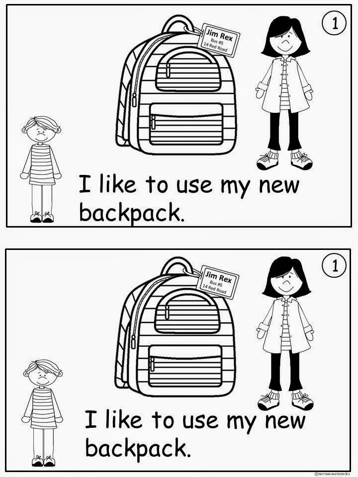 http://www.teacherspayteachers.com/Product/A-Back-To-School-Level-D-6-Guided-Reading-Book-1288100