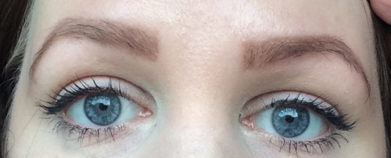 Benefit Brow Wax and Tint