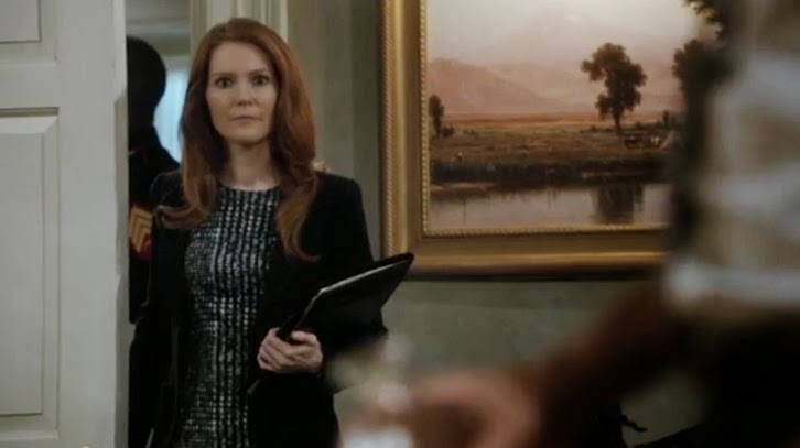 "Scandal - Inside the Bubble - Review: ""Shifting the Focus"""