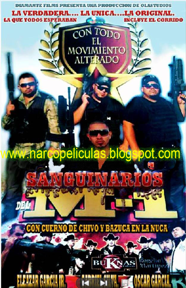 Los Sanguinarios del M1 2011.