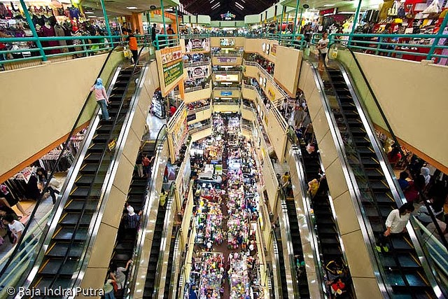 7 most interesting place for a shopping mall in jakarta for Passion jewelry taman anggrek